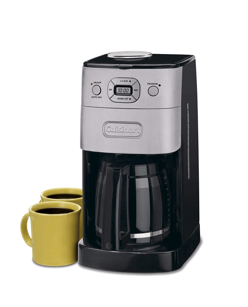 Cuisinart DGB 625BC Grind and Brew Coffeemaker