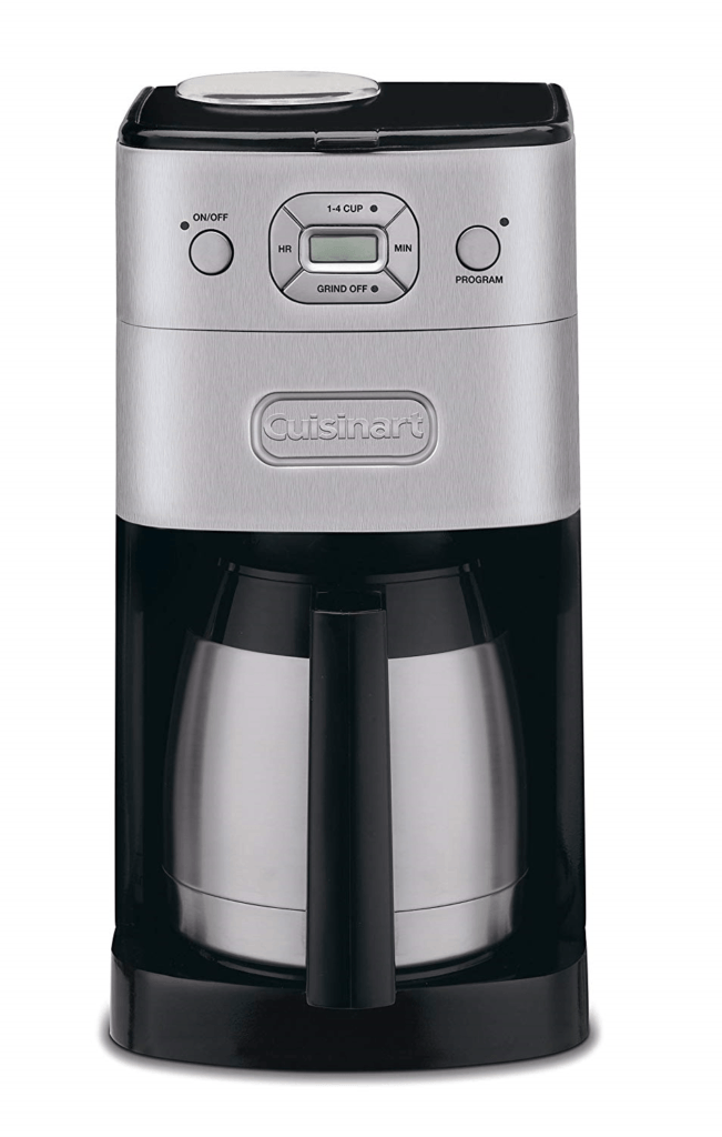 Cuisinart DGB-650BC Grind and Brew Thermal Coffeemaker