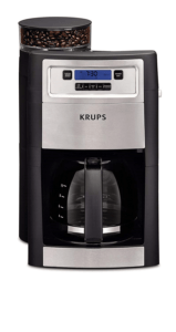 KRUPS Grind and Brew Auto start Coffee Maker
