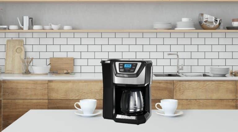 BLACK & DECKER 12 Cup Coffee Maker