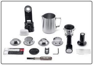 Breville BES870XL Barista Express Espresso Machine Accessories