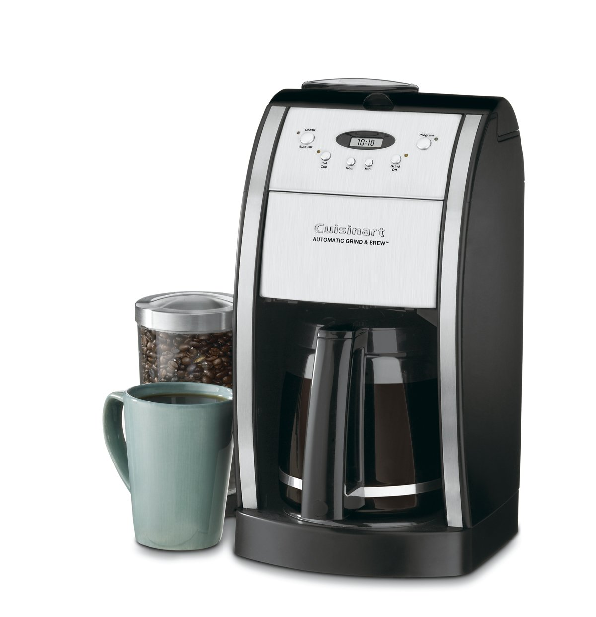 Cuisinart DGB-550BK Grind & Brew Automatic Coffeemaker Review