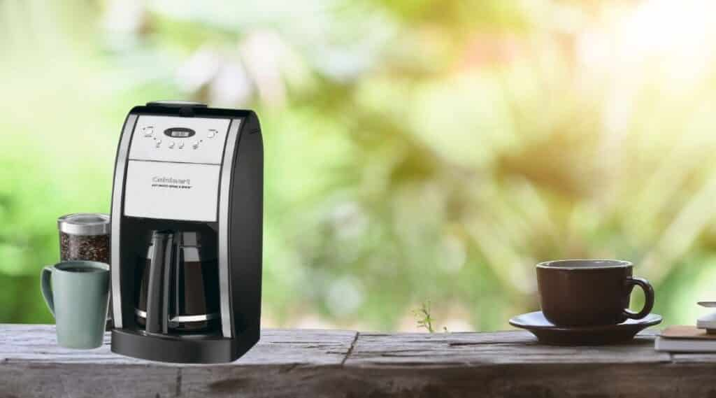 Cuisinart DGB-550BKP1 Grind And Brew Automatic Coffeemaker