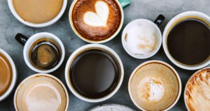 Types of coffee flavors