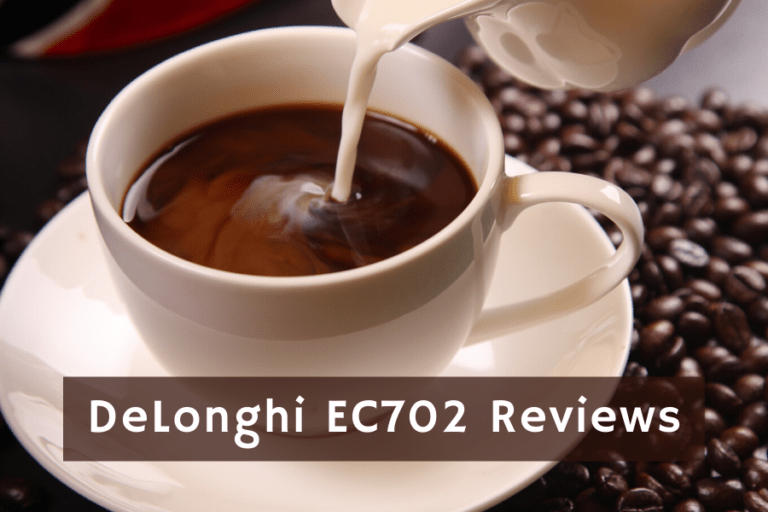 DeLonghi EC702 Reviews
