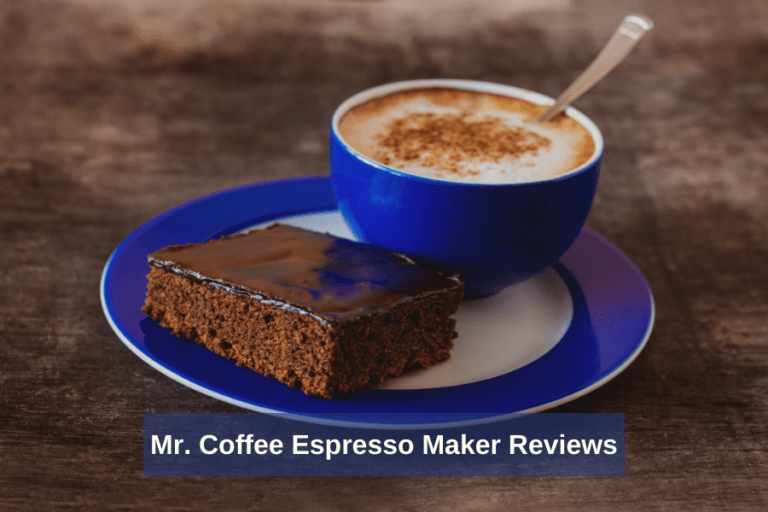 Mr. Coffee Espresso Maker Reviews