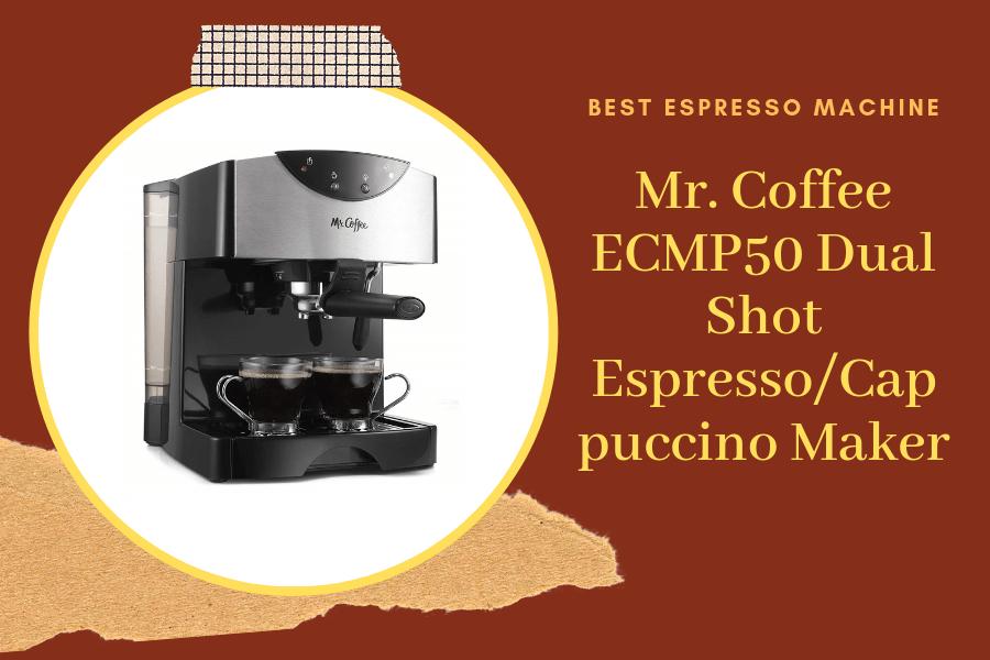 Mr. Coffee ECMP50