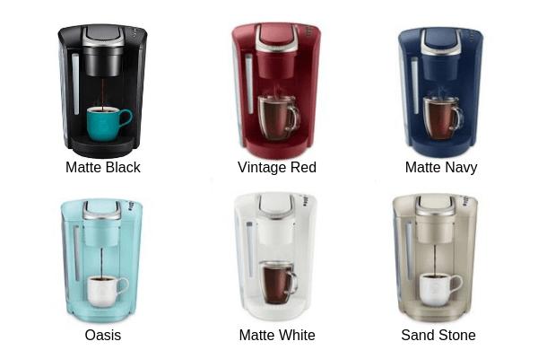 Keurig K-Select Coffee Maker Color