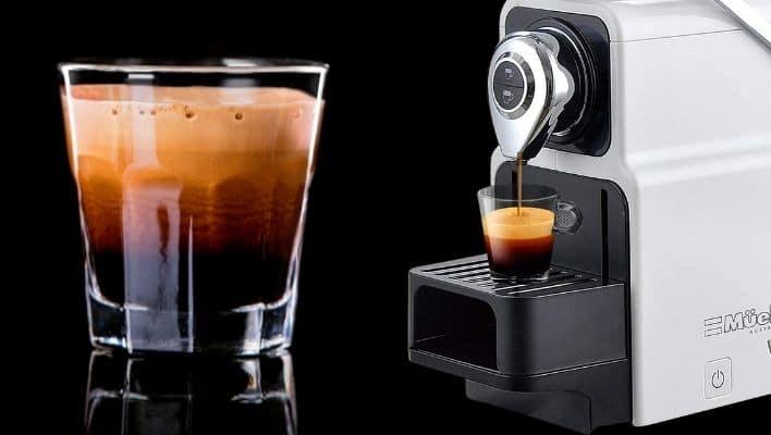 Mueller Espresso Machine for Nespresso Compatible Capsule