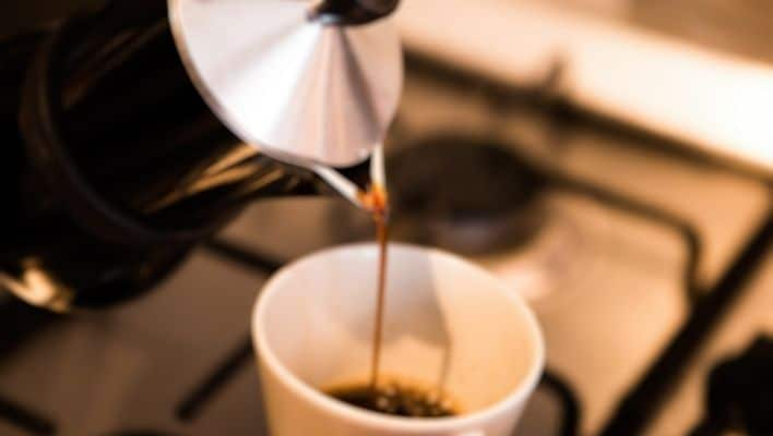 How To Make Espresso in a Moka Pot