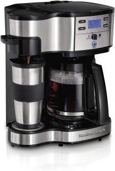 Hamilton Beach 49980A Single Cup Coffee Maker