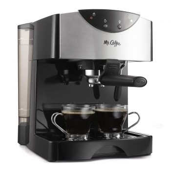 Mr. Coffee Automatic Dual Shot Espresso